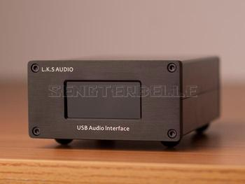 Finished USB-100 USB Audio Interface Amanero Solution Independent USB Interface