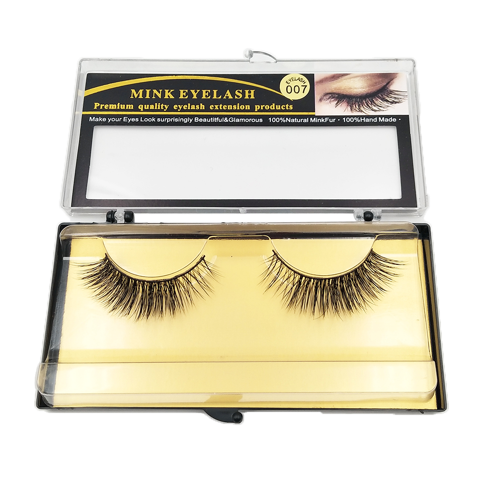 XME007 natural lashes (8)