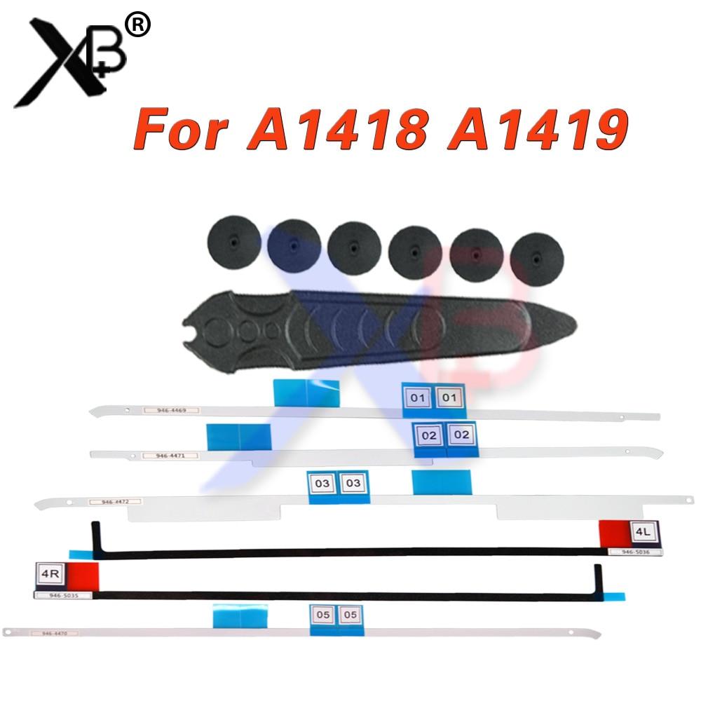 Novo Display LCD Fita Adesiva Etiqueta de Fita/Ferramentas de Reparo Kit para iMac A1419 A1418 21.5