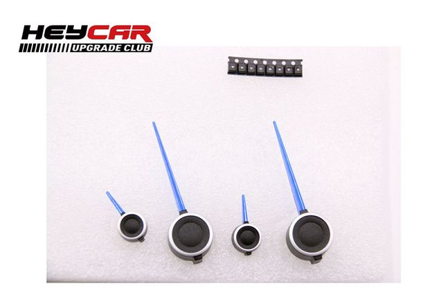 US $79 99 |Blue Color Instrument Cluster VDO Blue Needle Sweep For VW  Passat B7 CC GOLF MK6 Jetta MK6 Tiguan 5N Touran Scirocco Polo-in Cables,