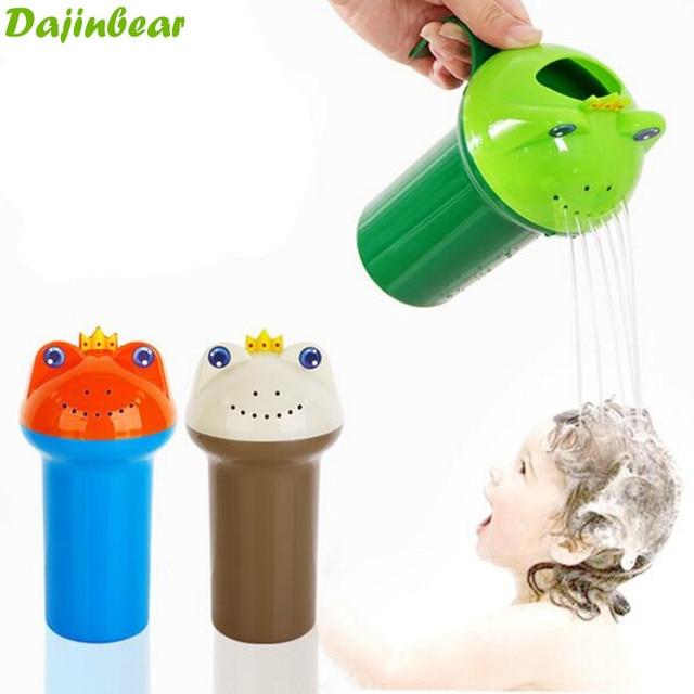 Babies Summer Frog Kids Baby Shampoo Shield Shower Cup Cap Visor ...