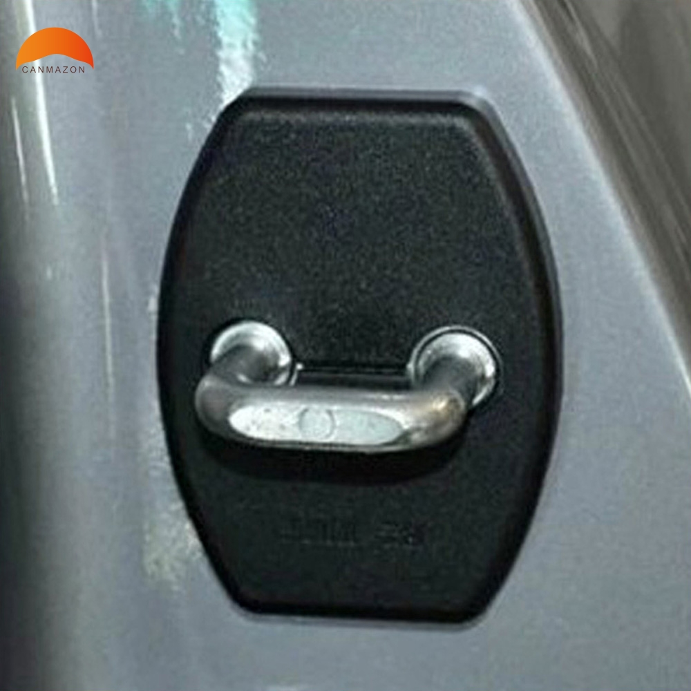 For Toyota Rav4 Verso EZ Highlander Camry Prado Corolla Prius Yaris reiz LAND CRUISER VIOS CROWN Car Door lock cover buckle Trim