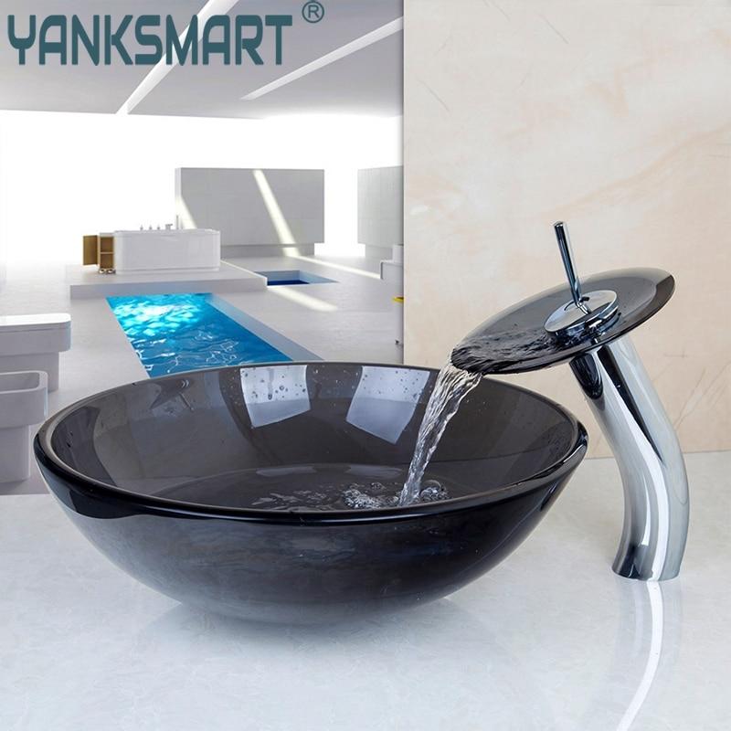 bathroom vessel sink bowl oil rubbed