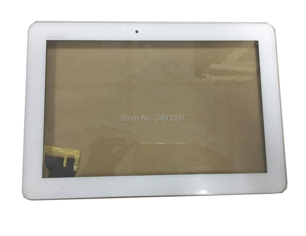 Touch Screen Digitizer Glass with Frame For ASUS ME103 K010 ME103C ME103CG WHITE fm700405ka capacitor touch screen capacitance screen glass screen
