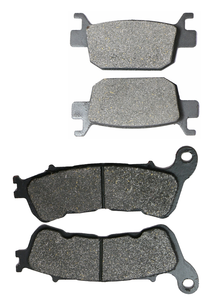 Brake Disks Sincere Brake Pads Set For Honda Fes125 Fes 125 7 9s-wing Non Abs Model & A7 A9s-wing 2007 2008 2009 Selling Well All Over The World