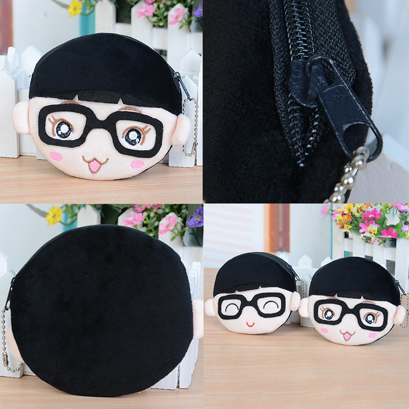 Newest Change Purse Wallet Item Simple Coin Purse Goods Supplies Beautiful Modern