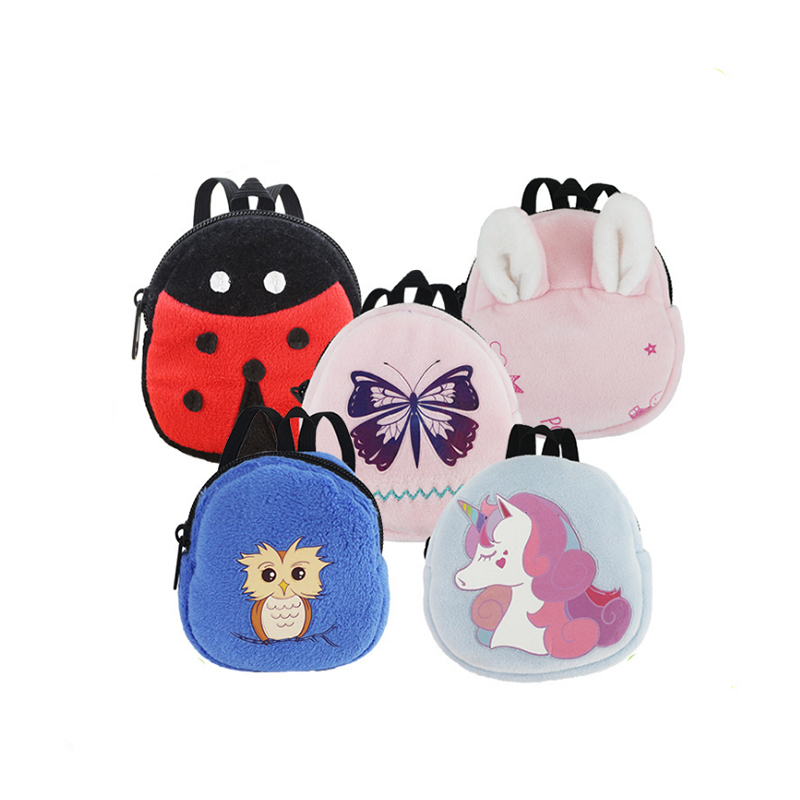Cute Mini Bag/Backpack For 18/16-inch Doll-My Little Baby Accessories Fit 18''american/life/generation Doll-toy For Girls Gifts