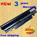 5200 mAh bateria para SAMSUNG N150 Series n145-jp02de, N148, N148-da01, N148-da03