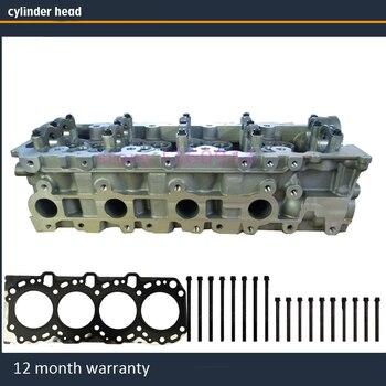 1KD 1KDFTV Cylinder head for Toyota Land Cruiser 90 120 Dyna 150 Hilux Fortuner 16V 3.0 TDI with  gasket bolt 11101-30030