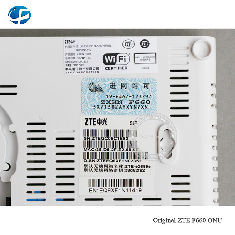 Creative 100% Hua Wei 4fe Fiber Ftth Optical Receiver Onu Hg8540m Wired Termina Gpon Fiber Optic Equipments