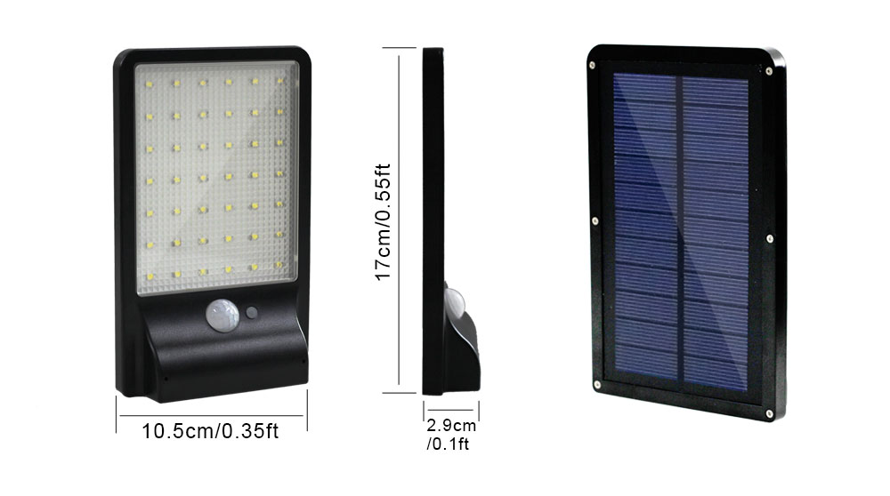 High Quality solar lamp outdoor