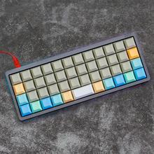 丹生ミニ 40% DIY キットチェリー mx メカニカルキーボード