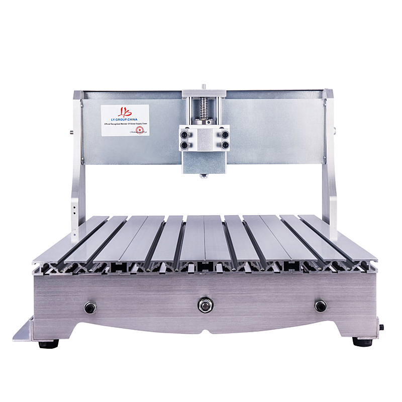 Trend Mark Cnc 6040 Draaibank Bed Frame Kit Met Hoge Precisie Bal Schroef Voor Diy Cnc Graveermachine Het Verlichten Van Reuma
