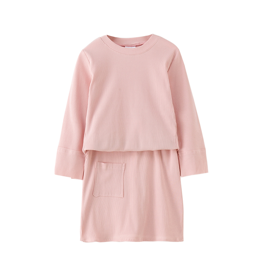 B-S158 New Fashion Summer Girls Casual Set 5-13T Teenager Solid Color Set Kids long sleeve T-shirt+Skirt 2pcs Girls Outfit Suit запонки arcadio rossi 2 b 1022 13 s