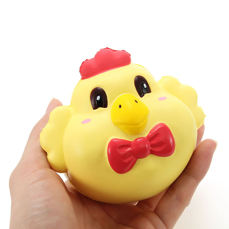 Chicken Jumbo 13cm Soft Slow Rising With Packaging Cute Collection Gift Decoration Anti Stress Gag Toys For Kids Children