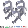 5pcs/lot Free shipping Hot sell High quality Aluminium material stage Light hook, Light clamp,stage light truss
