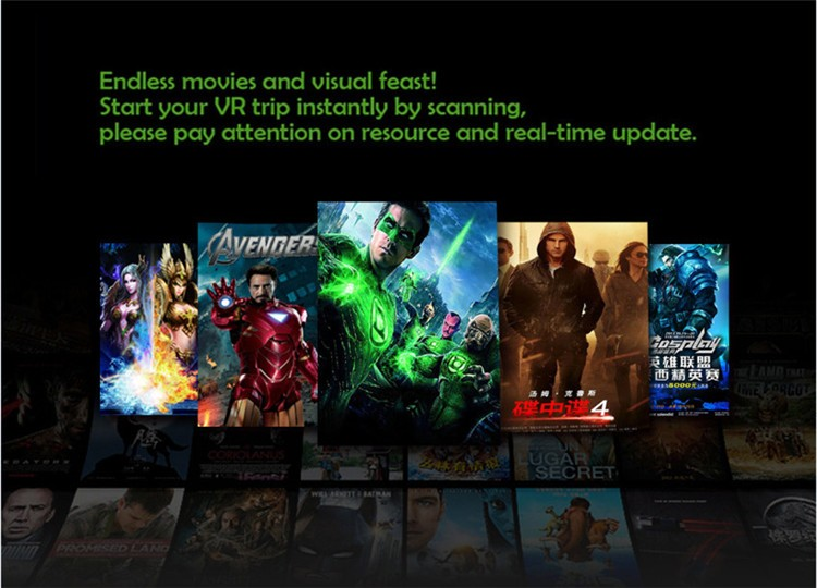 FIIT VR 3D Virtual Reality Video Helmet Cardboard 2.0 VR Glasses Box for 4.0-6.5 inch Smartphone Lightweight Ergonomic Design (18)