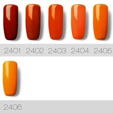 GRAY Color Series UV LED Soak-off  Gel Nail