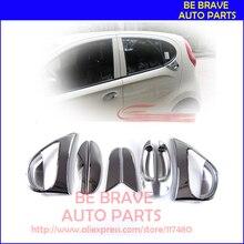 2013 year Chery NEW QQ IQ SWEET chery QQ3 MVM 110 exterior door handle electro galvanized car door handle sticker