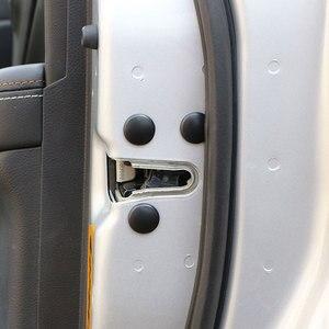 Image 2 - 12 Pc 車のドアロックネジプロテクターカバーオペル Mokka ため Corsa アストラ G JH 記章ベクトラ Zafira Kadett で monza Meriva で