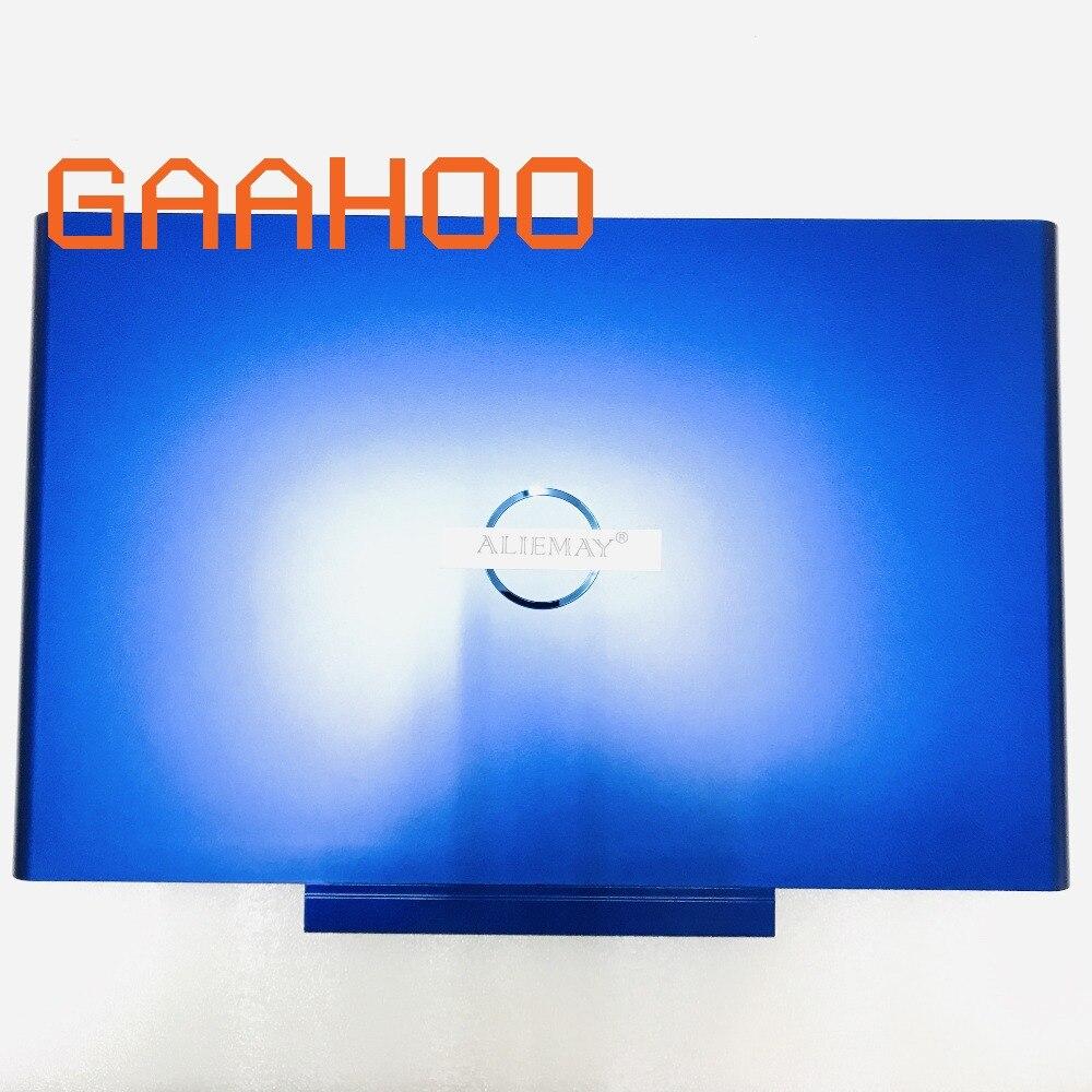Tout nouveau boîtier d'ordinateur portable d'origine pour DELL VOSTRO15-7000 7570 7580 V7570 V7580 LCD couverture arrière avec un étui bleu