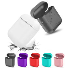 for Airpod case cover accessoire cute earpods air pod luxury silicone airpod apple TPU