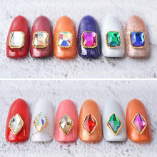 10 pcs Charm Alloy 3D Nail Art