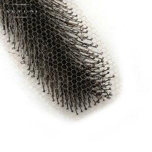 Image 5 - Neitsi Mans One Pair Fake Eyebrows 100% Human Hair Fake Eyebrows Lace Base M1002