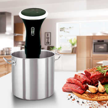 German technology sous vide cooker slow Cooker Immersion Circulator Temperature Control Digital Display Food Processor