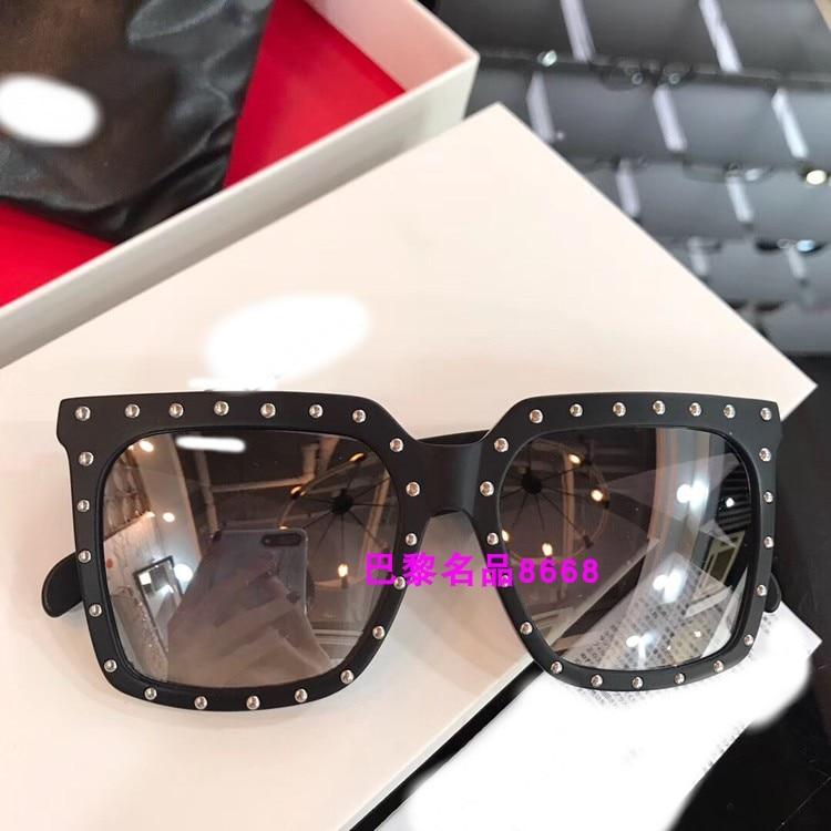K0495 2019 luxury Runway sunglasses women brand designer sun glasses for women Carter glasses