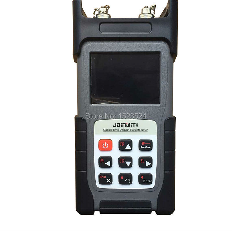 JW3302A Singlemode 1310/1550nm 32/32dB Optical Time Domain Reflectometer Fiber Optic OTDR Tester