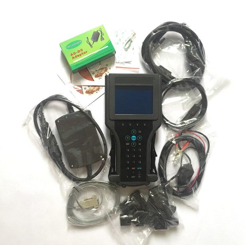 Tech2 Scanner di Diagnostica Per G-M/SAAB/OPEL/SUZUK/Holden/ISUZU aggiungere 32 mb Carta di Tech2 scanner con Candi Interfaccia TIS2000 DVD + Tech