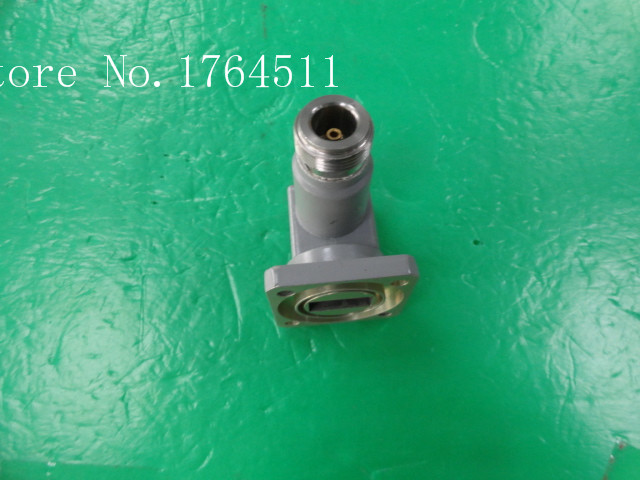[BELLA] ASSY 5985-01-157-5544 12.4-18GHZ N Female Connector To Ku Band Waveguide Interface
