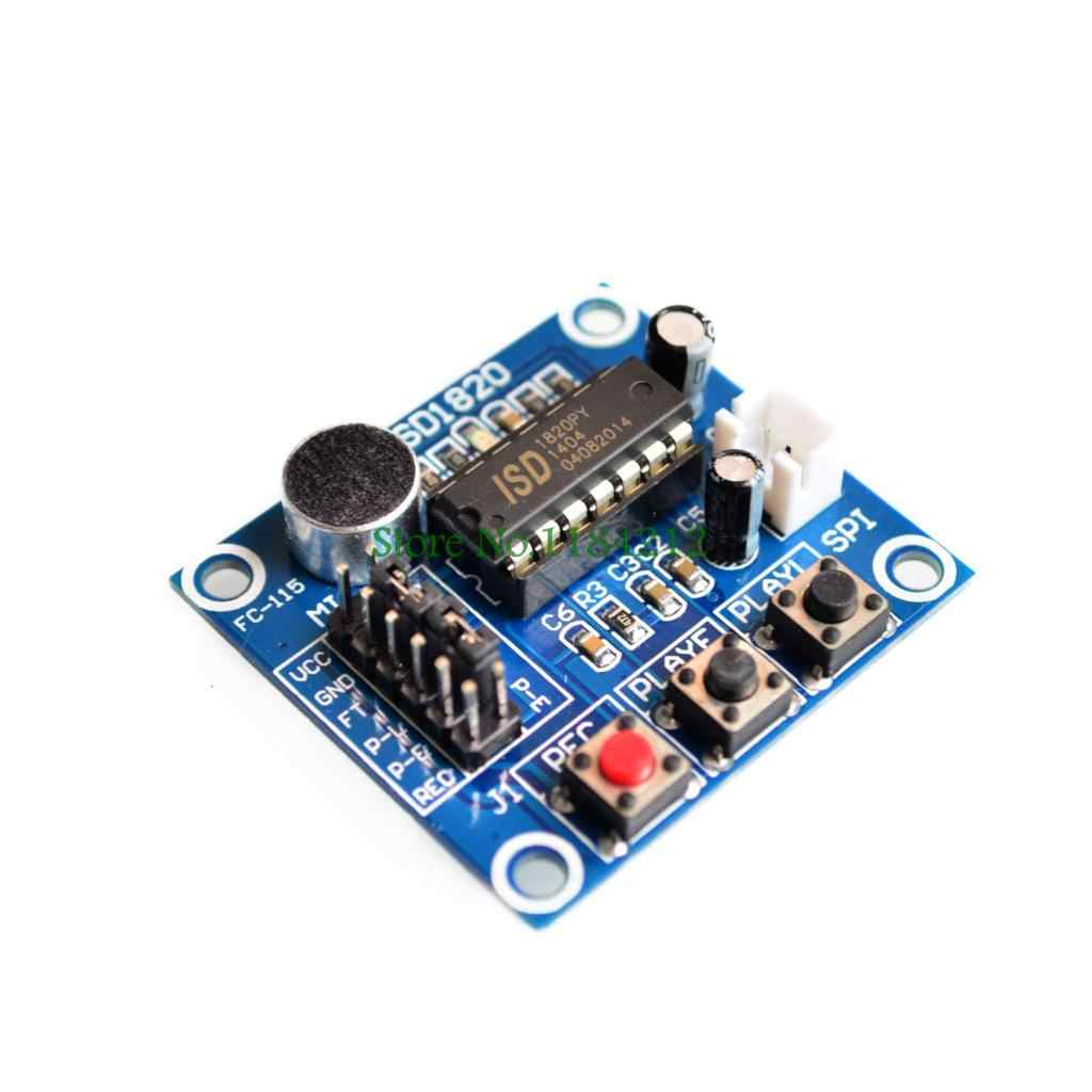 Voice Record Module Isd1820 Electricity Site