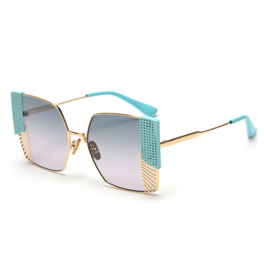 828b5e5f34 mimiyou 2018 Modern Women Sunglasses Metal Hollow Eyewear Vintage Fashion  Female Eyeglasses Men Sun Glasses Brand Shades oculos-in Sunglasses from  Apparel ...