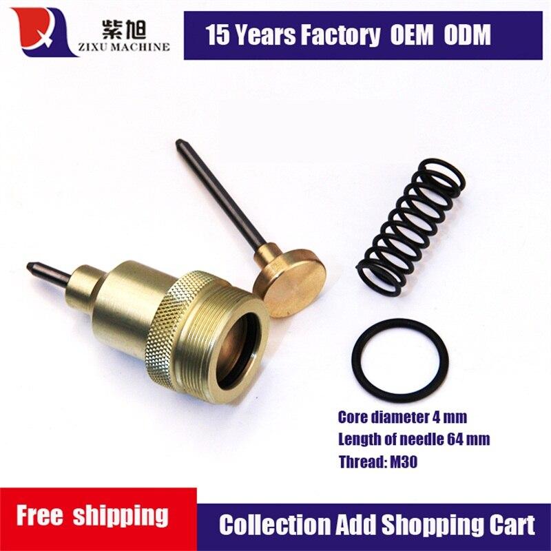 Cheap Metal CNC Pneumatic Marking Machine Spare Parts Marking Stylus Engraving Needle & Free Shipping