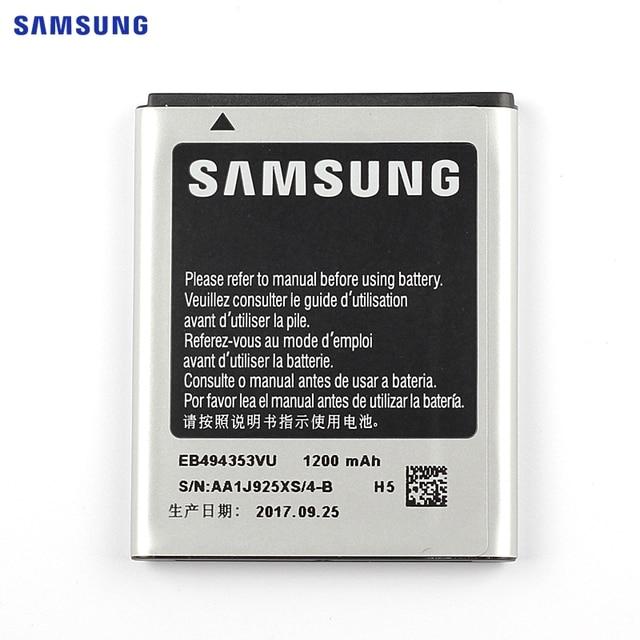 samsung original replacement battery eb494353vu for samsung s5330 rh aliexpress com Samsung Tablet GT Samsung GT E1205L