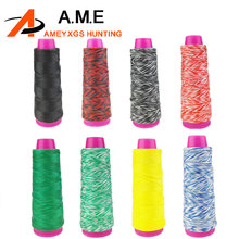 120m/Roll Waxed Twisted Cord String Thread Archery BowString Material Bow String Making Line 9 Colors