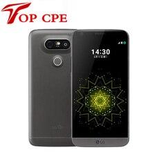 Original Unlocked LG G5 4G LTE Mobile Phone Quad Core 4G RAM 32G ROM 5.3'' 16.0MP Camera Fingerprint Refurbished Smartphone