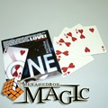 Una ( con truco ) por mateo Underhill - magia de escena, mentalismo / calle de cerca profesional de productos trucos de magia