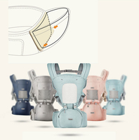Baby belt Multi function Front embrace type Stool strap Baby waist stool currency Four seasons baby Holding band