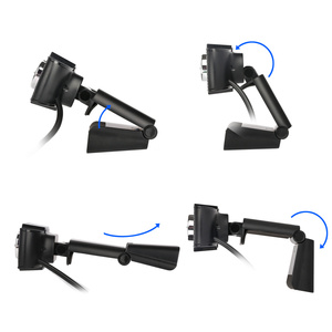 Image 2 - HXSJ Original S20 PC Camera 640X480 Video Record HD Webcam Web Camera With MIC Clip on For Computer For PC Laptop Skype MSN