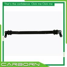 For Ford Mustang 2015-2017 Carbon fiber Tower Brace Strut Bar mofe racing aluminum front strut bar brace tower bar for e36