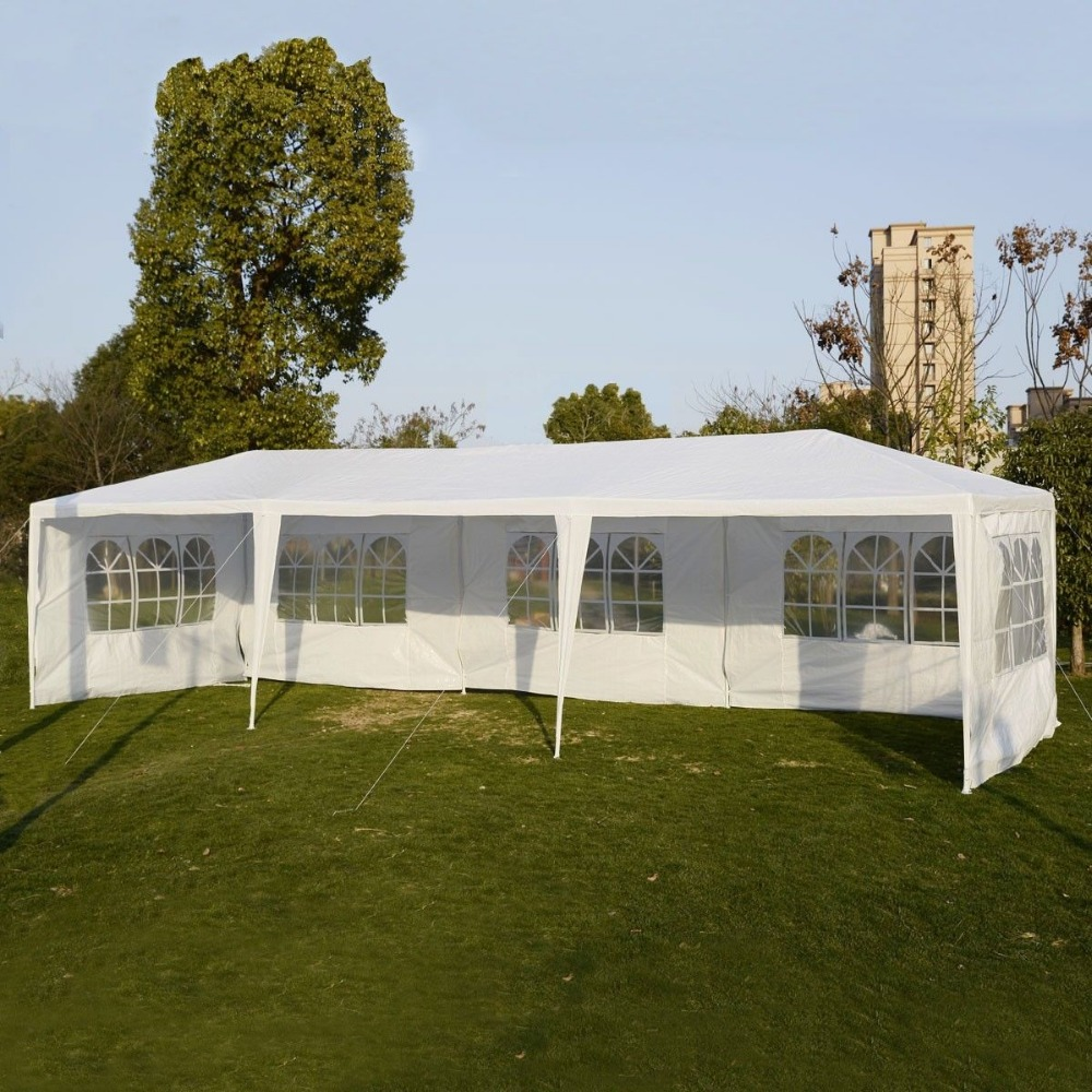 10u0027x30u0027 Party Wedding Outdoor Patio Tent Canopy Heavy Duty Gazebo Pavilion  Event AP2014WH In Gazebos From Home U0026 Garden On Aliexpress.com | Alibaba  Group