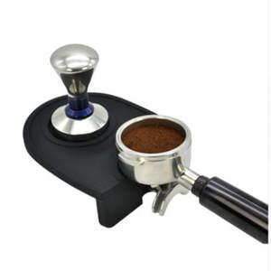 Tamper-Holder Tamping-Mat Espresso Silicone-Pad Home-Coffee-Accessories Barista Coffee