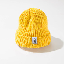 Womens Winter Beanie Hat Women Knitted Autumn Brimless cap Watch Cap for Girls Skull Hats Female 2019