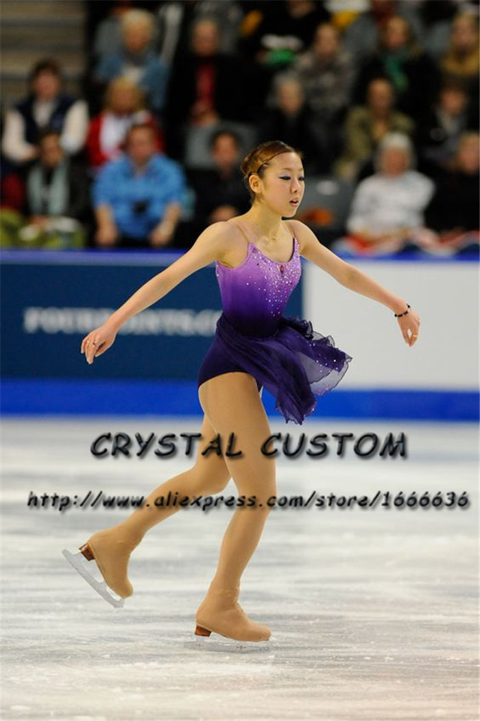Custom Made to Fit Ice Skating Dresses Graceful New Brand Figure Skating Dresses For Competition DR4267