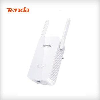 Tenda PA3 1000Mbps PLC 100-240V WIFI Powerline Wireless Powerline Adapter with wifi buttom