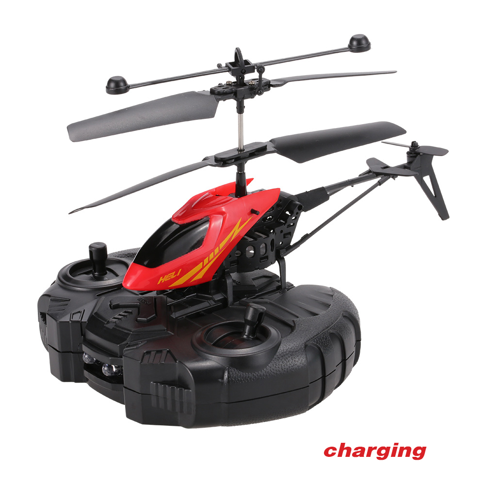 Mini Infrared Helicopter Radio Remote Control Aircraft Drone