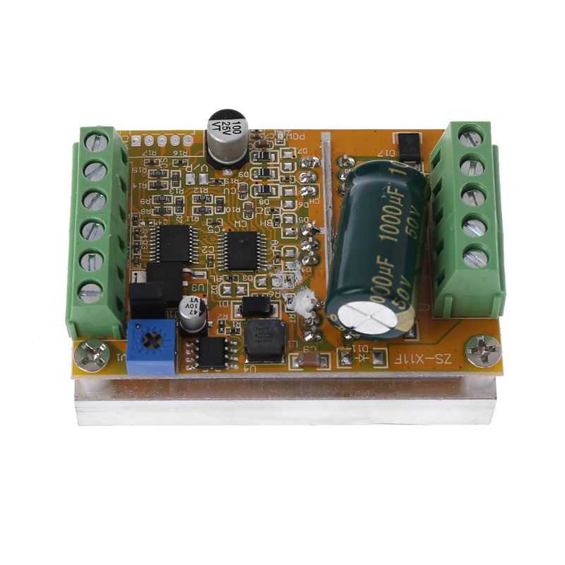 350W 5-36V DC Motor Driver Brushless Controller BLDC Wide Voltage High Power Three-phase Motor Accessories